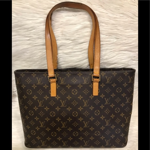 2nd Listing - EXTRA PHOTOS    LV Luco Tote d071a02f07cca